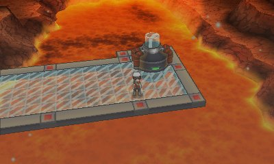 how to get to mt chimney omega ruby