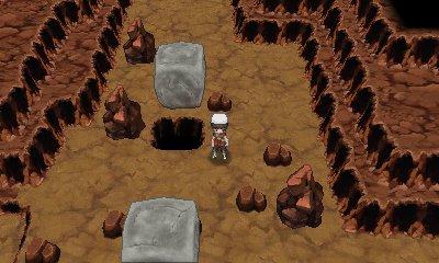 Pok 233 Arth Hoenn Seafloor Cavern