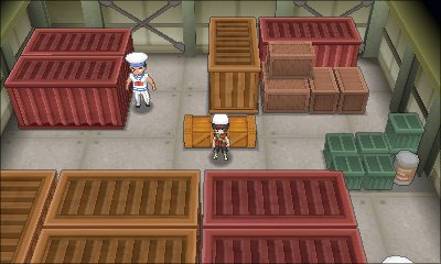 how to get on the ss tidal oras