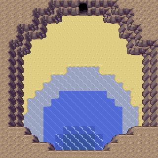 Seafloor Cavern 60-entrance