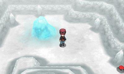 Frost Cavern Kalos Serebii Net Pok 233 Arth