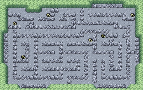 soul silver mewtwo cave, johto map, soul silver whirlpool island, on in soul silver cerulean cave map of