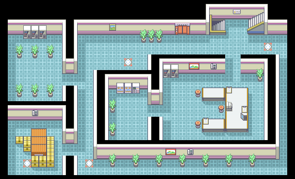 pokemon fire red silph co guide