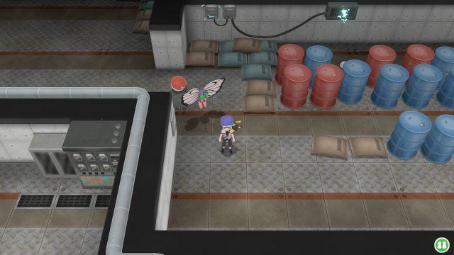 pokemon lets go power plant