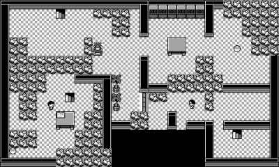 Pokemon Mansion - 3F