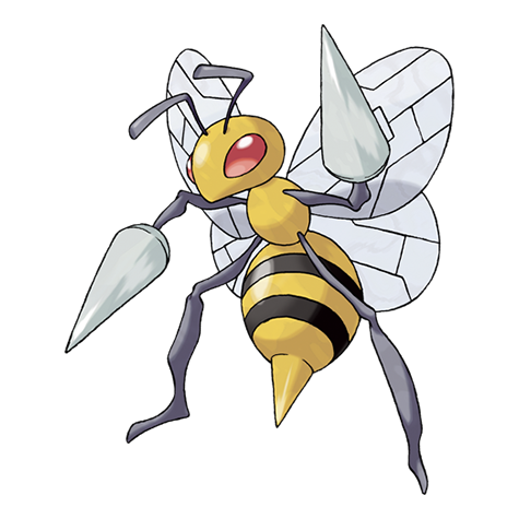 Beedrill Artwork