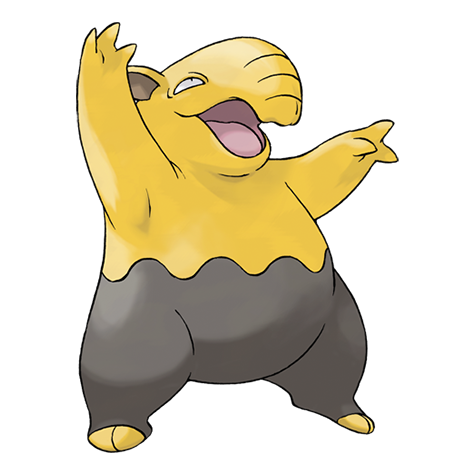 Drowzee Artwork