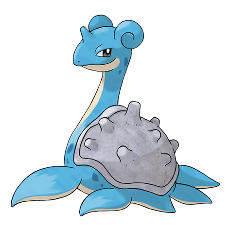 Lapras Artwork