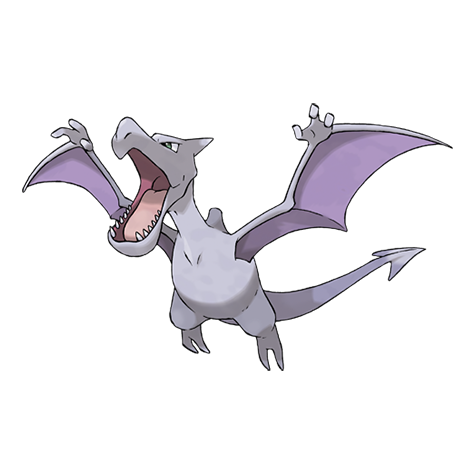 Aerodactyl Artwork