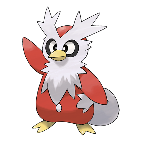 Delibird Artwork