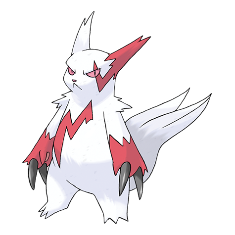 Zangoose Artwork