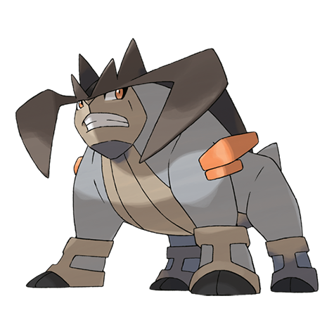 Terrakion Artwork
