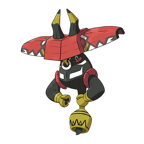 Tapu Bulu Artwork