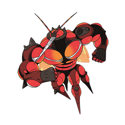 Buzzwole Artwork