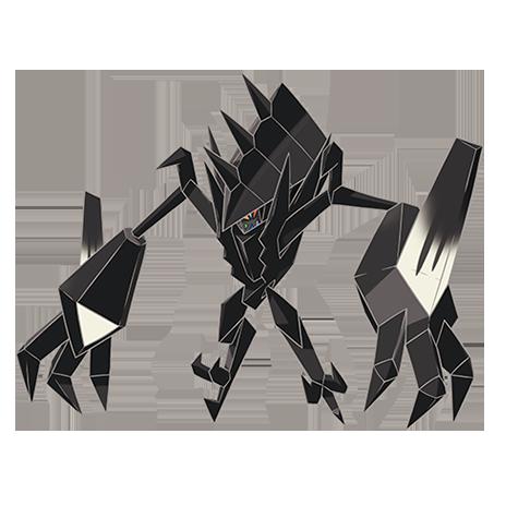 Necrozma 800 Serebiinet Pokédex