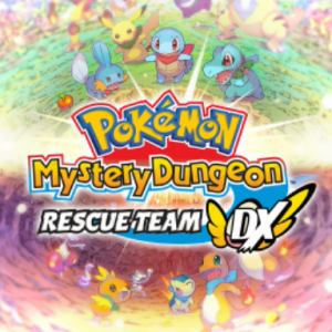 Pokémon Mystery Dungeon Rescue Team DX Database