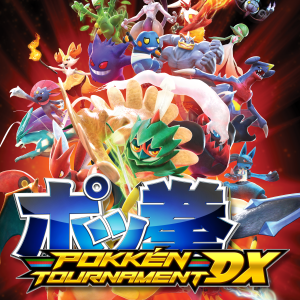 Pokkén Tournament DX Supporter