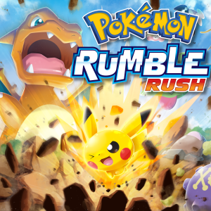 Pokémon Rumble Rush Database