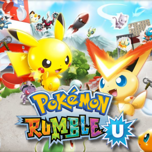 Pokémon Rumble U Listing