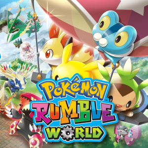 Pokémon Rumble World Listing
