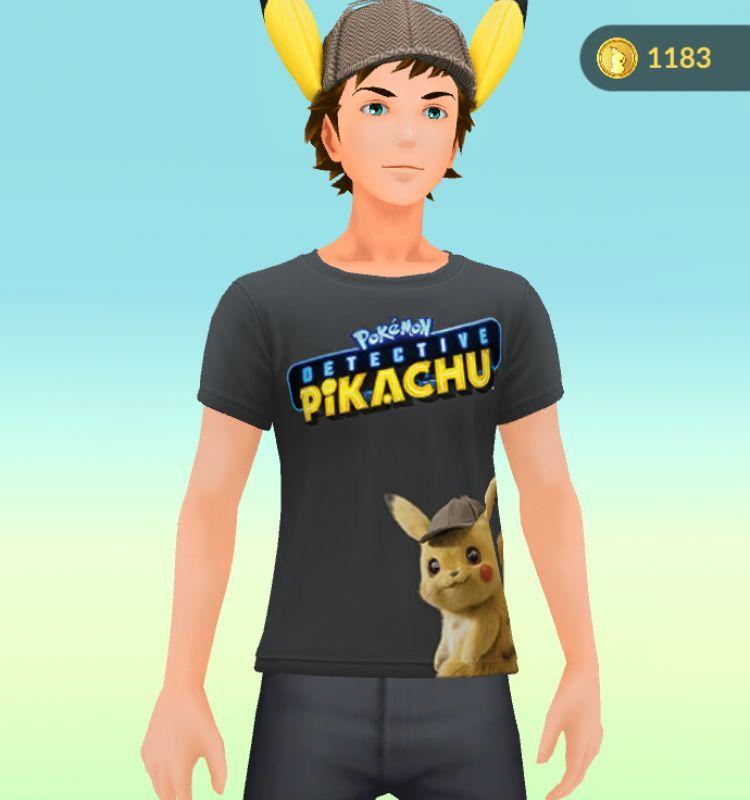 Detective Pikachu Pokemon Go Serebii Net
