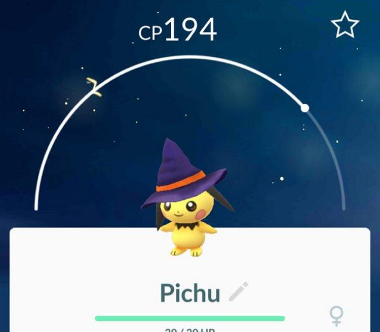 Pokémon GO - Forms & Appearances