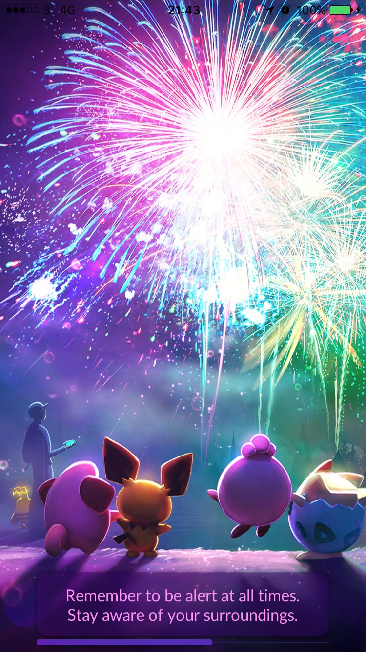 Christmas Update Pokemon Go.Pokemon Go