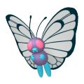 Male Butterfree