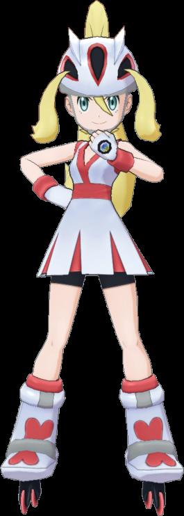 Pokemon korrina