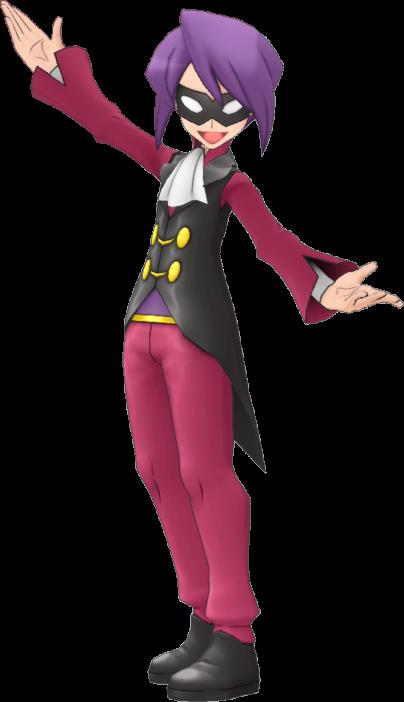 Will - Sync Pair - Pokémon Masters EX