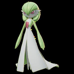 Gardevoir Pokémon Unite Image