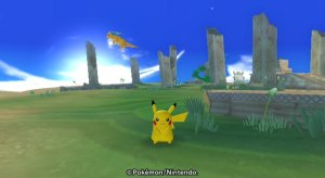 PokéPark Wii - Pikachu's Great Adenture - Area Listings