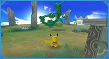 PokéPark Wii: Pikachu's Great Adventure