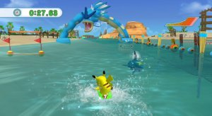 Pok�Park Wii - Pikachu's Great Adenture Passwords