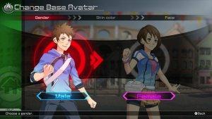 Pokken Tournament Avatar Customisation
