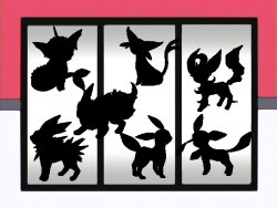 Pok�mon of the Week - Eeveelution Week
