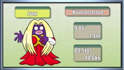 Pokemon Of The Week Jynx