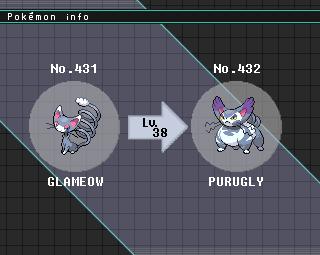 Pok mon of the week purugly - Pokemon platine evolution ...
