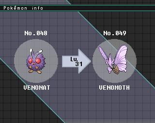 Pokémon of the Week - Venomoth
