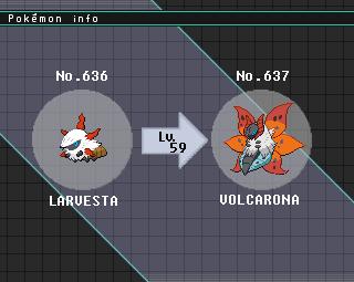 Pokémon of the Week - Volcarona