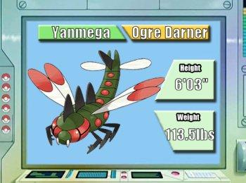 pokemon dark rising yanma evolution