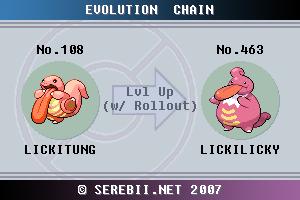 Pokémon of the Week - Lickilicky