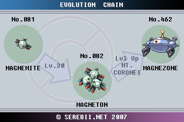 Pok 233 Mon Of The Week Magnezone