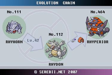 Http rede pokemon blogspot com 2009 09 evolution do rhyhorn html