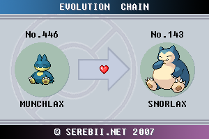 pokemon snorlax evolution images pokemon images