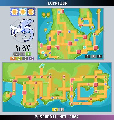 Pokémon of the Week - Lugia