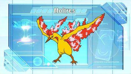 Pokémon Of The Week Moltres