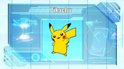 Pikachu The Mouse Pokmon A Plan Was Recently Announced To Gather Many And Make An Electric Power Plant Its In Nature Store Electricity