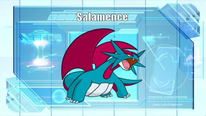 Pokémon of the Week - Salamence