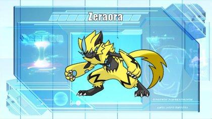 Pokémon of the Week - Zeraora